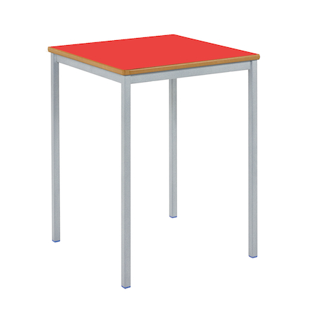 Fully Weld Sq Table 60x60xH71cm\-Beech  large
