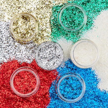 Biodegradable Glitter  large