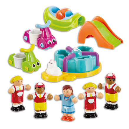 WOW Playground Figure Set  large