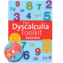 The Dyscalculia Activity Toolkit Book  medium