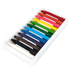 TTS Assorted Plastic Crayons  small