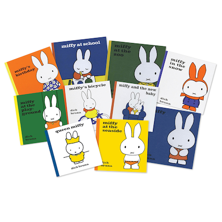 Miffy Book Pack  large