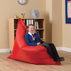 Super Giant Bean Bag Floor Cushion  small