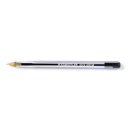 Staedtler Ball Point Pens Black 50pk  large