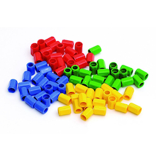 Numicon Coloured Pegs - 80pk  medium