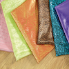 Assorted Metallic Display Fabric 1.5m 6pk  small
