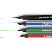 STABILO® pointMax Fineliners 4pk  medium