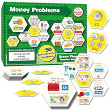 Money Problems Maths Games  medium