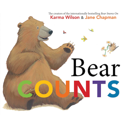 Counting 1-20 Book Pack  large