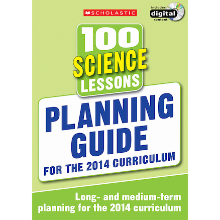 100 Science Lessons Planning Guide Book  large