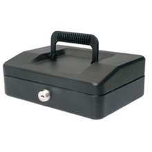Black Cash Box 8inch/20cm  medium
