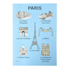 French Vocabulary Poster Pack D  small