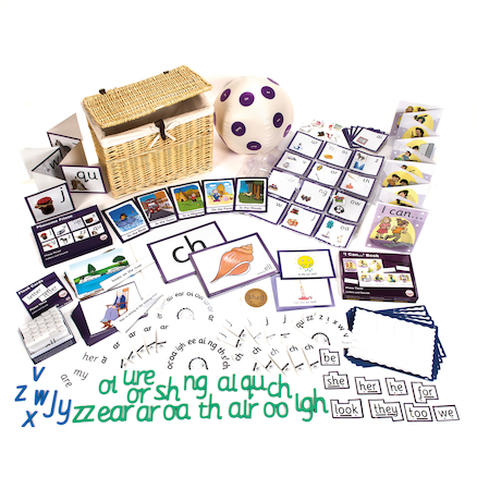 Phase 3 \- Complete Phonics Resource Kit  large