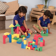 Foam Building Blocks 52pcs  medium