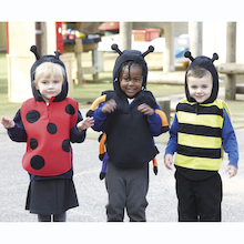 Role Play Dressing Up Minibeast Outfits 3pcs  medium