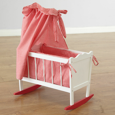 Role Play Dolls Cot  large