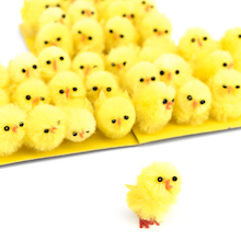 Easter Chick Decorations 36pk  medium
