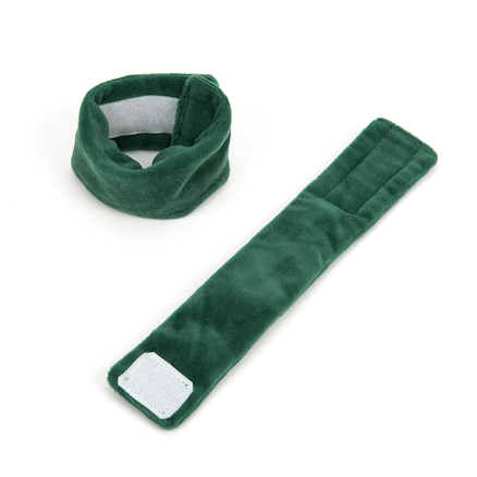 Weighted Wristbands Dark Green  large