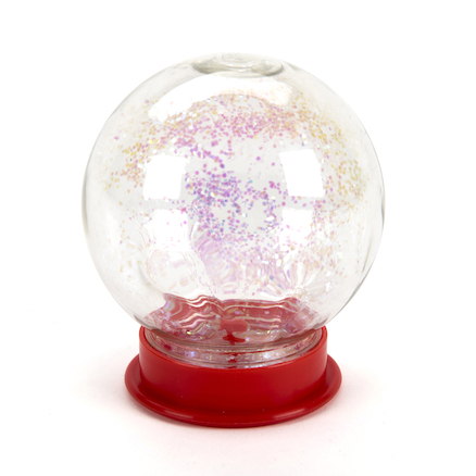 Make your own Snow Globe 6pk  large