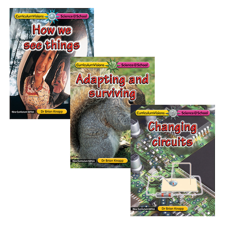 Science Curriculum Topic Book Packs 5pk  large