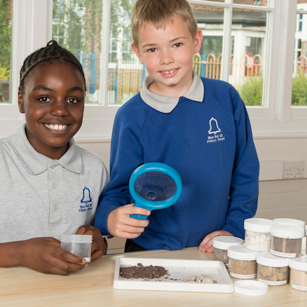 Soil Samples From The UK Class Pack  large