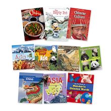 China Book Pack 10pk  medium
