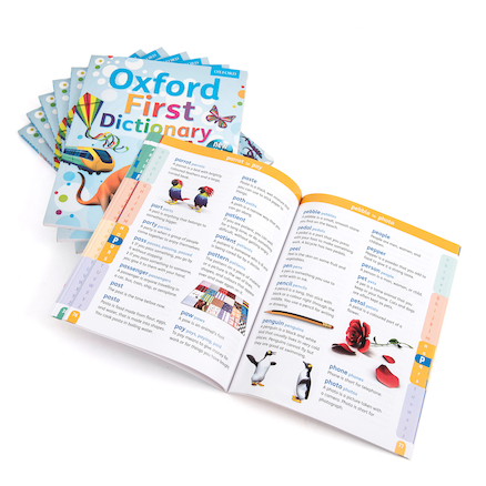 Oxford First Dictionary  large