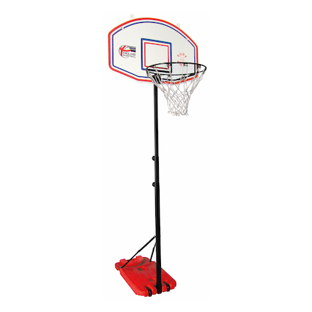 Portable England Basketball Goal Adjust to 200cm  large