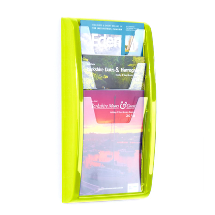 Wall Mounted Leaflet Displays  large