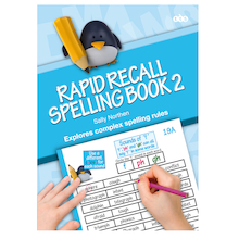 UKS2 Rapid Recall Spelling Activity Book  medium