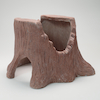 Small World Enchanted Tree Stump  small