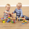 Pack of Wooden Toddler Toys  small