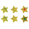 Sparkly Gold Star Stickers 360pk  small