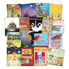 KS2 Picture Books 17pk  medium