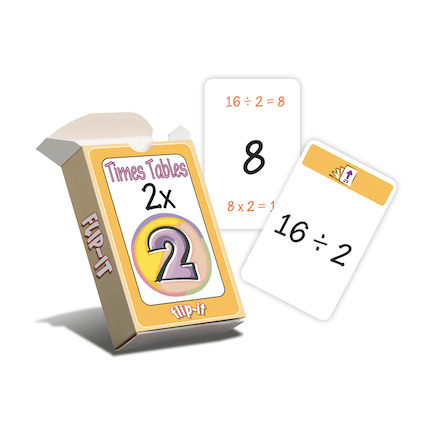 Flip\-It Times Tables Full Set  large