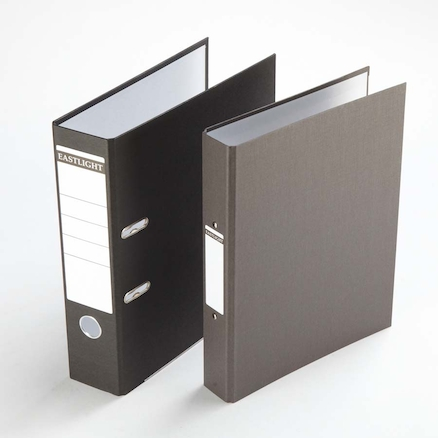 Assorted Ring Binder Folders  large