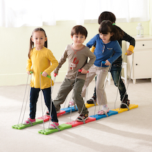 Team Building Walker Set 4pk  medium