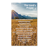 The Lords Prayer Playground Sign H85 x W65cm  small