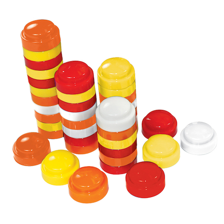 Singapore Colours Stacking Counters 600pcs  large