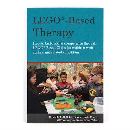 Lego Based Therapy Book  large