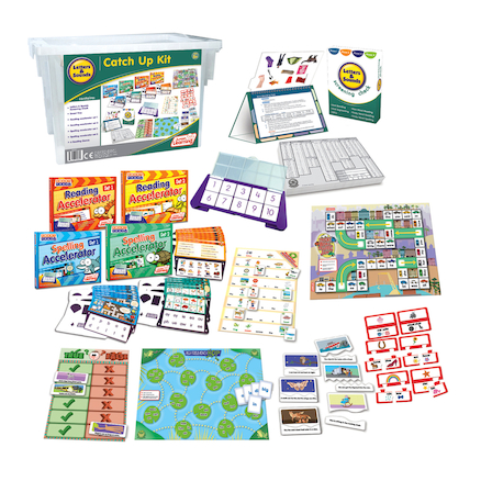 Budget Catch Up Phonics Kit  large