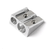 Double Hole Metal Pencil Sharpener 25Pk  small