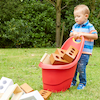 Outdoor Handy Storage Cart  small