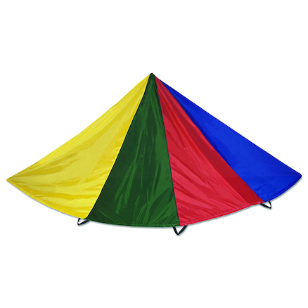 Multicoloured Playground Parachute  large