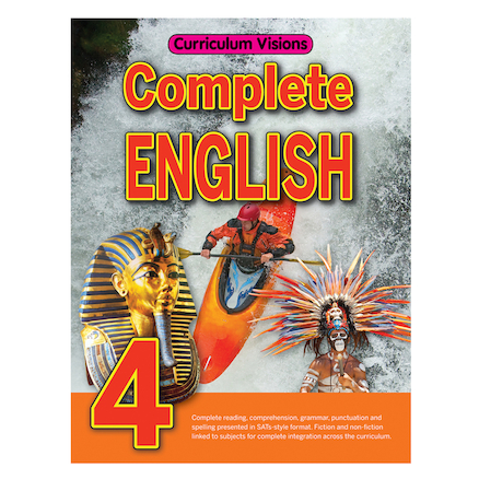Curriculum Visions Complete English Book  Buy all  large