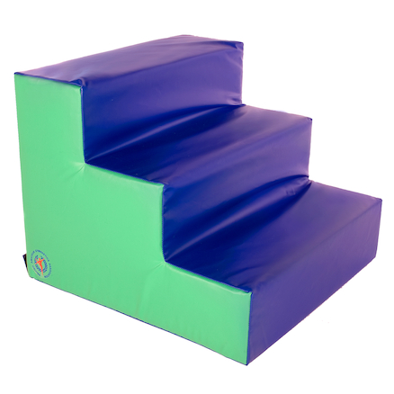 Soft Gym Steps L76 x H76 x W61cm  large