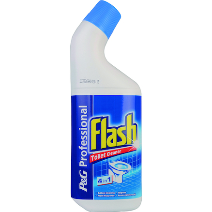 Flash Toilet Cleaner 12pk 750ml  large