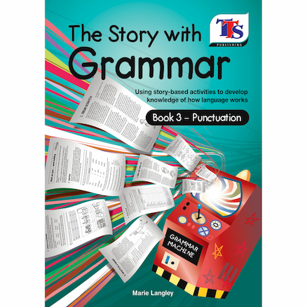 The Story with Grammar Bk 2: Building sentences  large