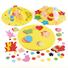 Precut Ready To Decorate Easter Crown Hats 30pk  small
