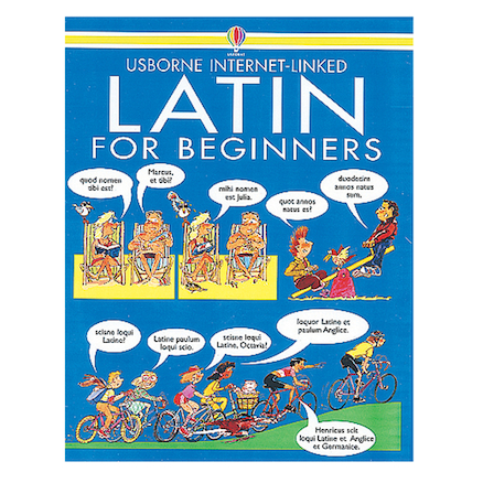 Latin for Beginners  large